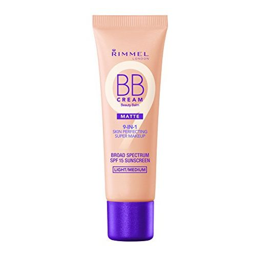 Rimmel Match Perfection BB Cream Foundation Matte, 1 Fluid Ounce