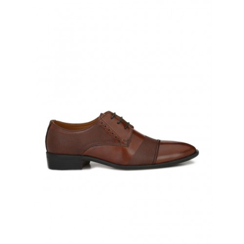 Mactree Men Brown Derbys