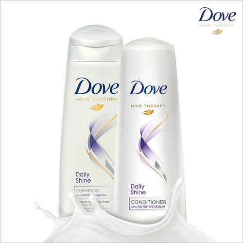 Dove Daily Shine Conditioner (180ml+5% extra)