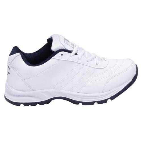 Look & Hook Look Hook White Black outdoor running sport shoes for men