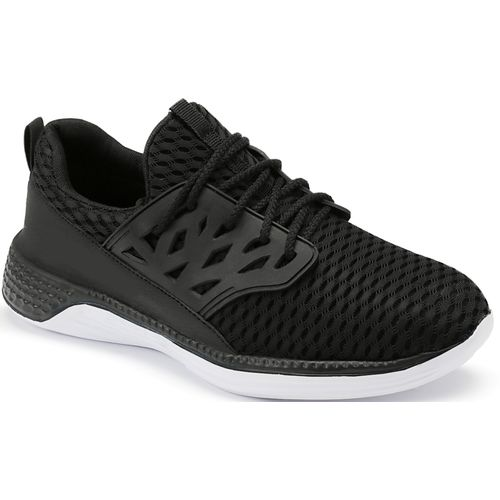 Clymb Soorma Black Walking Gym Sports Shoes For Men's In Various Sizes