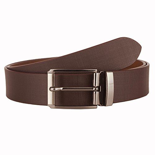 HORNBULL BW30100 Men's Brown Wallet Belt Combo