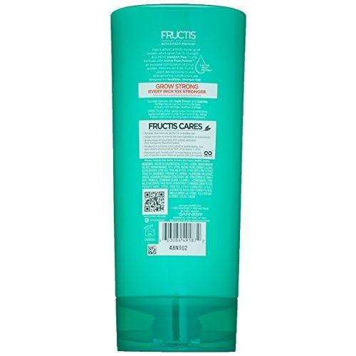 Garnier Hair Care Fructis Grow Strong Conditioner, 21 Fluid Ounce