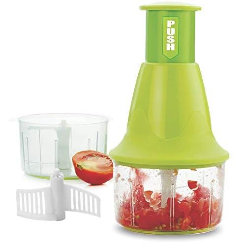 Supreme Mall 2 in 1 Quick Chef Vegetable & Fruit Cutter Cutter Chopper