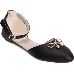 5e370d26e08 Tryfeet Black Synthetic Leather Bellies