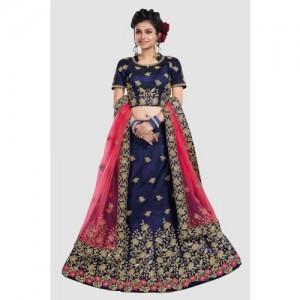 534e02e61b04c Patang International Embroidered Semi Stitched Lehenga, Choli and Dupatta  Set. ₹5558 ₹19521 Flipkart