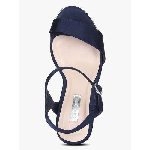 DOROTHY PERKINS Selina Navy Blue Stilettos