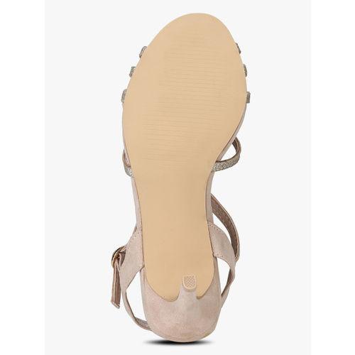 DOROTHY PERKINS Peach Bounty Sandals