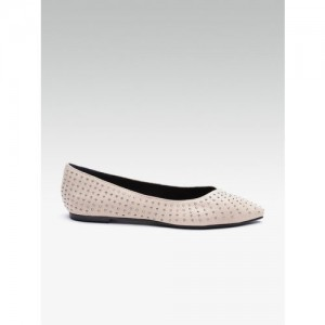 DOROTHY PERKINS Women Dusty Pink Embellished Ballerinas
