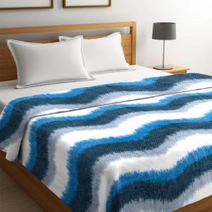Portico New York Printed King Fleece Blanket