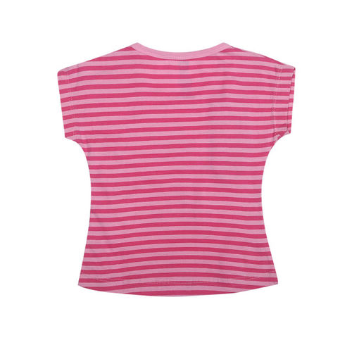 612 league Pink Casual Top