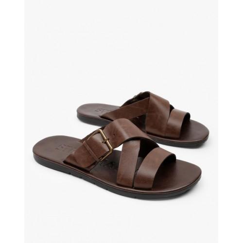 Buy STEVE MADDEN Genuine Leather Slip