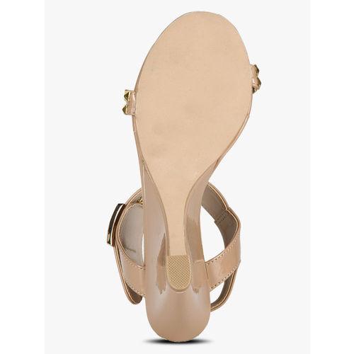 Catwalk Golden Sandals