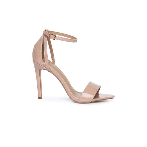 Catwalk Women Skin Color-Coloured Open Toe Sandals