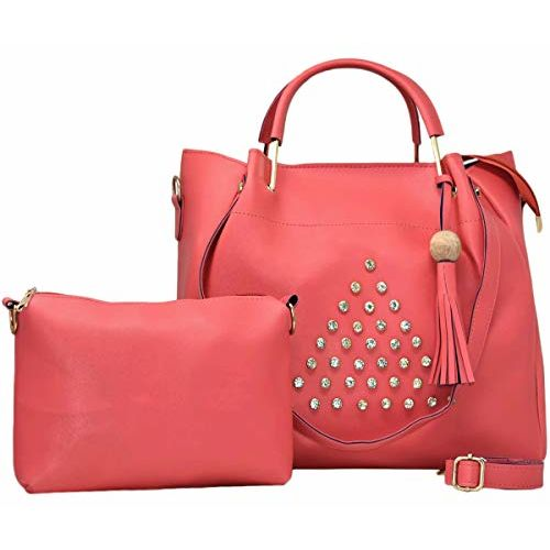 73c9f8e057a ... TYPIFY Leatherette 2Pcs Combo Sling Handbag for Women and Girls College Office  Bag, Stylish latest ...