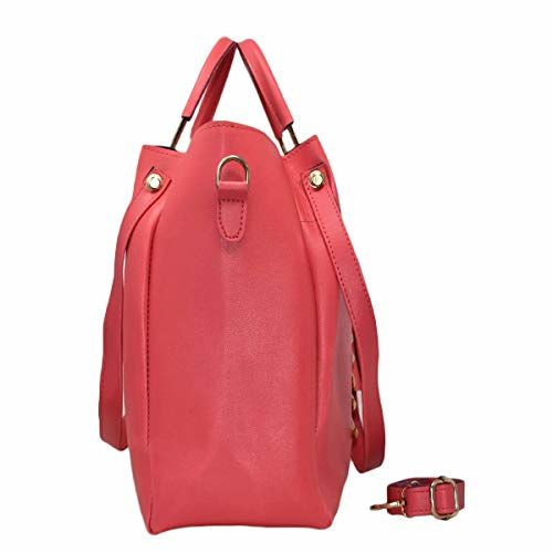 TYPIFY Leatherette 2Pcs Combo Sling Handbag for Women and Girls College Office Bag, Stylish latest Designer Spacious Shoulder Tote Bag Purse. Gift for Her