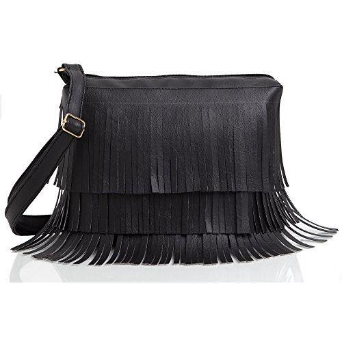 Mammon Women's Letherette Handbag and Sling Bag Combo (Multicolour)