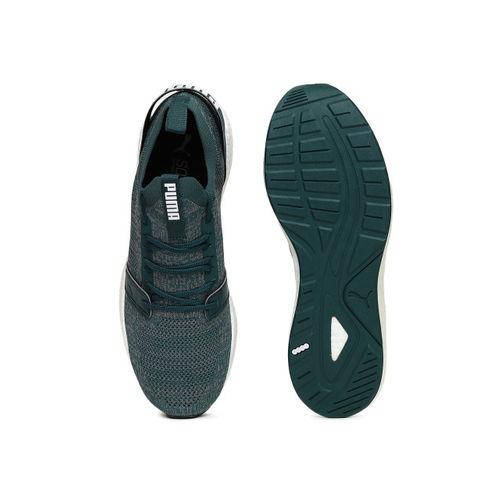 bc554bb5d68d Buy Puma Men Green NRGY Neko Engineer Knit Running Shoes online ...