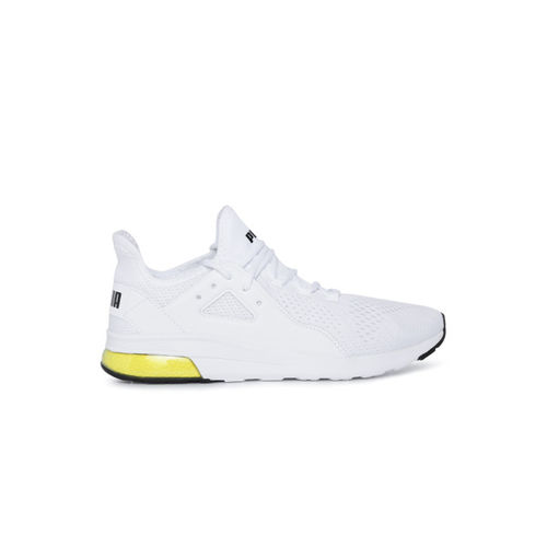 7598ad08a0dcbe Buy Puma Men White Electron Street Eng Training Shoes online ...