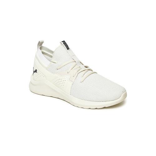 Buy Puma Men Off-White Emergence