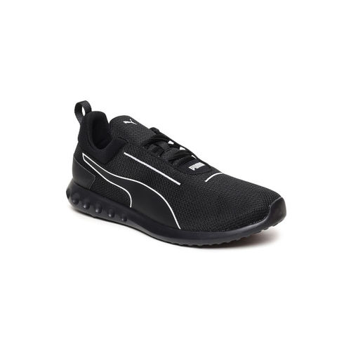 03fd9061f6f00a Buy Puma Men Black Carson 2 Concave Running Shoes online