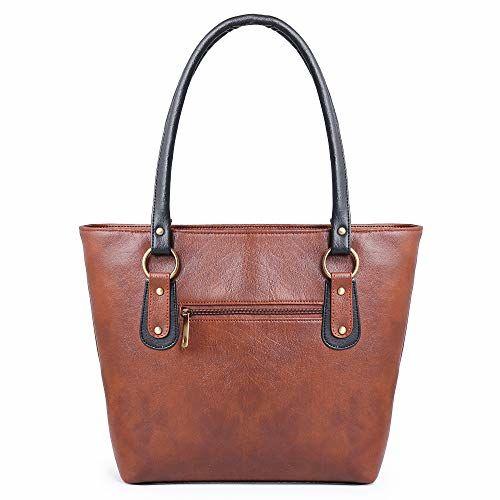 Fiesto Fashion Brown Handbag and Sling Bag with Combo