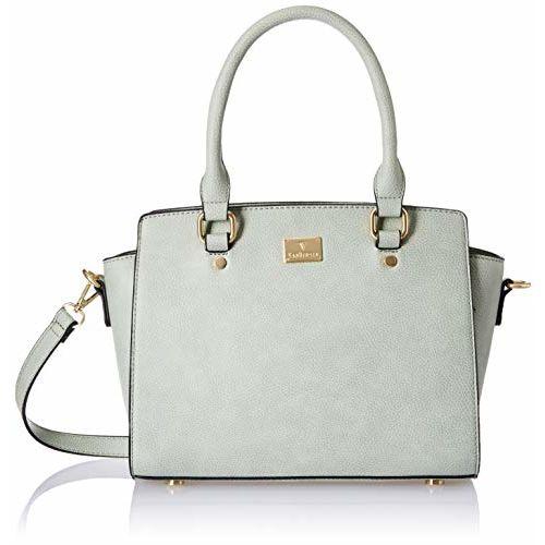 58fcfef437de5a Buy Van Heusen Woman Women's Handbag (Green) online | Looksgud.in
