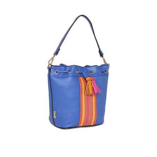 Global Desi Blue VIREO Handheld Bag