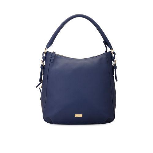 yelloe Blue Hobo Bag