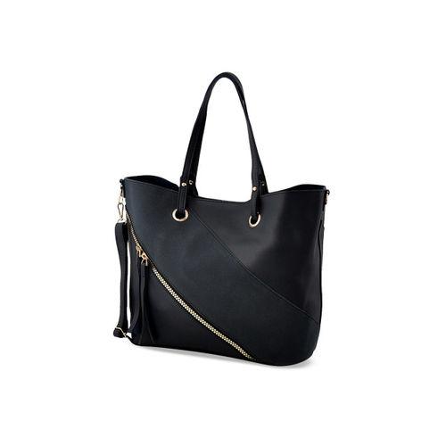 LaFille Set Of 2 Solid Handbags