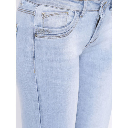 Deal Jeans Women Blue Skinny Fit Jeans