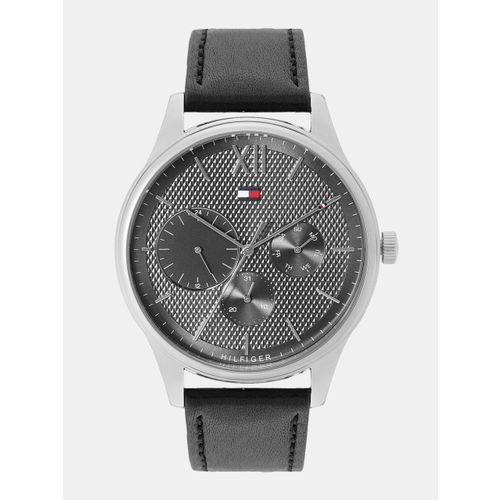 Tommy Hilfiger Men Charcoal Grey Analogue Watch TH1791417W_THF_OR