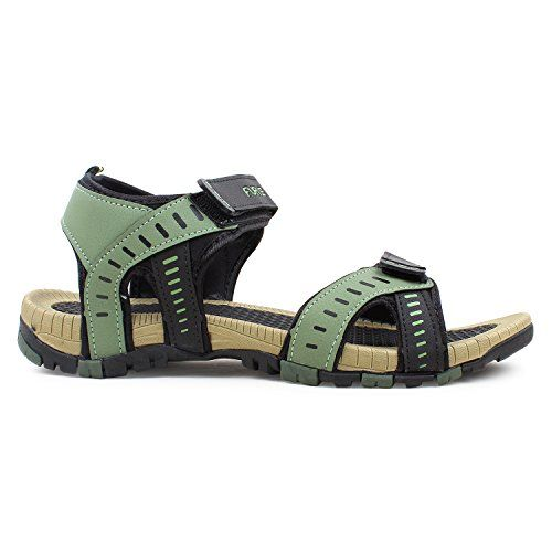 d4cc57e7792350 ... FUEL Men s Fashionable Designer Velcro Closure Sports Casual Sandals  for ...