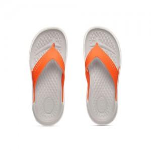 1831882763af8 Buy Adidas Orange Color Puka Magenta Flip Flops online
