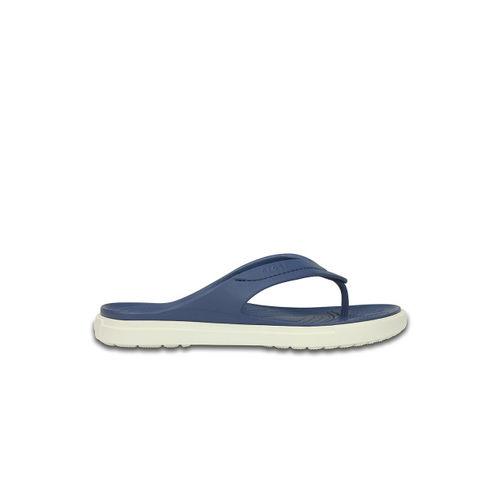 Crocs Women Navy Flip-Flops