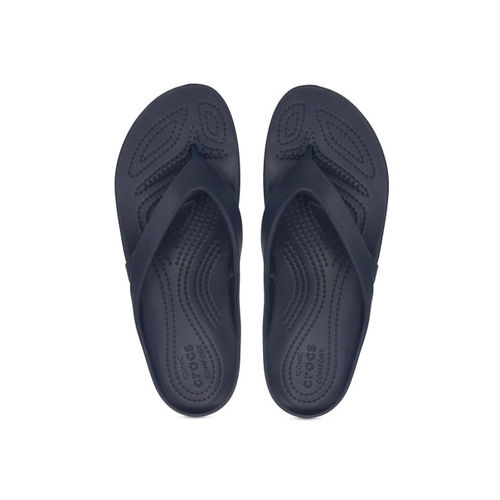 Crocs Women Navy Flip-Flops