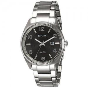 Citizen Silver Round Analog Watch-BM7320-52H