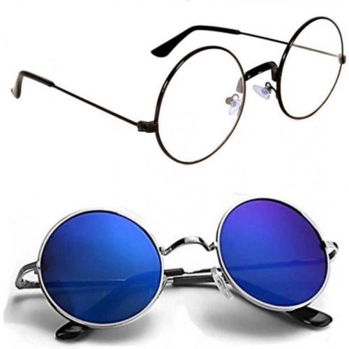 kingsunglasses Round, Round Sunglasses