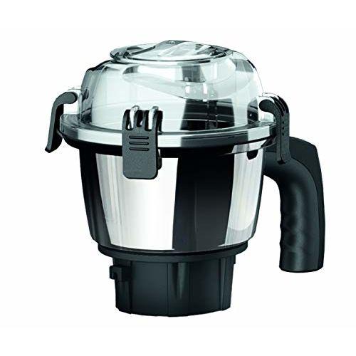 Bosch TrueMixx Pro Mixer Grinder 1000 Watt-MGM8842MIN, Black