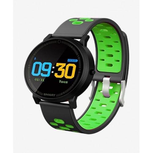 Bingo F4 Green OLED Unisex Smart Fitness Band