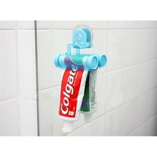 Vosarea Toothpaste Dispenser Rolling Tube Squeezer Hanging Holder