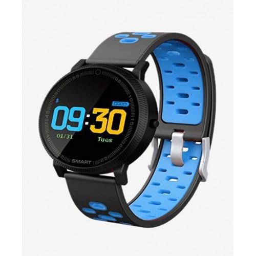 Bingo F4 OLED Smart Fitness Band (Blue)
