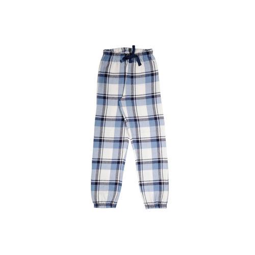 ventra Boys Blue & Navy Blue Printed Night suit VNT-5001360-56