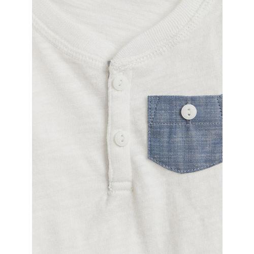 a5a326328 Buy GAP Boys White Tank Pocket Bodysuit online