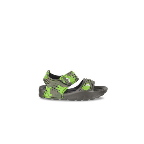 Kittens Boys Green Sandals