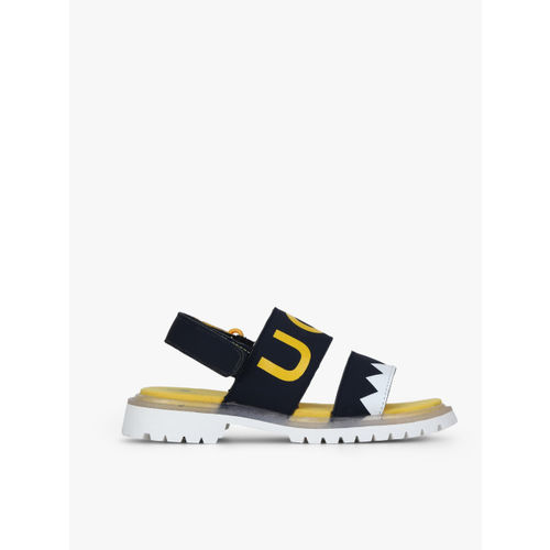 United Colors of Benetton Yellow Sandals