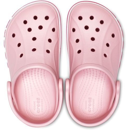 Crocs Pink Croslite Slip-on Clogs