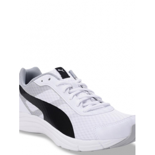 Puma Supernova IDP Running Shoes For Men(White)