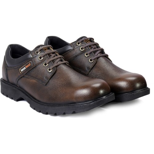 Bacca Bucci Brown  Genuine Leather   Lace up Boots