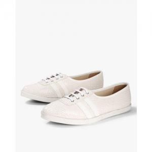 Carlton London Women White Sneakers